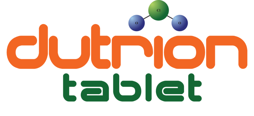 Dutrion Tablet Logo