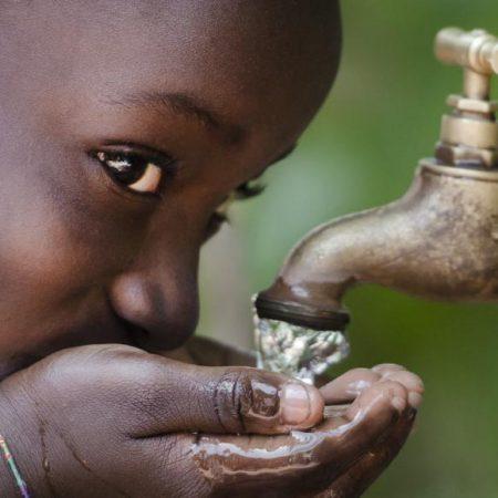 Humanitarian drinking water
